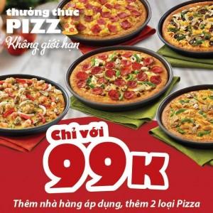 Toi-thu-3-Pizza-Hut-khuyen-mai-an-khong-gioi-han-chi-voi-99k