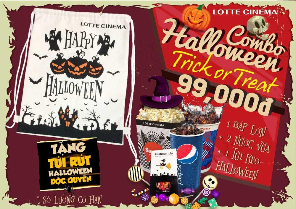 Halloween đẫm máu- sự kiện khuyến mại hấp dẫn tới từ Lotte Cinema-2