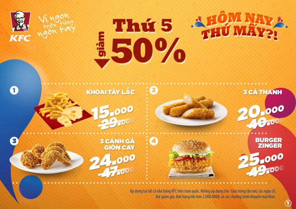 KFC-khuyen-mai-giam-gia-den-50-va-Mua-1-tang-1-1