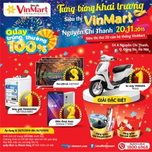 Siêu-thị-VinMart-Nguyễn-Chí-Thanh-khai-trương-khuyến-mại-lớn