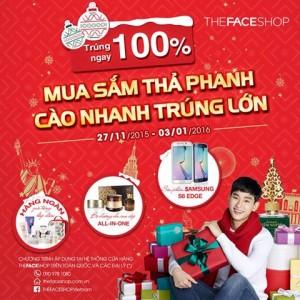 The-Face-Shop-khuyến-mại-mua-sắm-thả-phanh-cào-nhanh-trúng-lớn