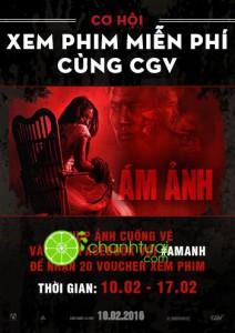 """Mừng-tết-Bính-Thân-CGV-tặng-vé-phim-""""Ám-Ảnh""""-miễn-phí."""