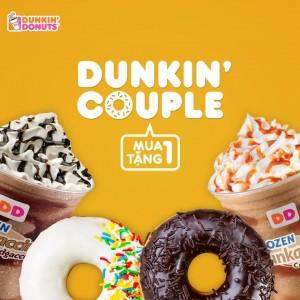 dunkin-donuts-khuyen-mai-mua-1-tang-1-dunkin-couple