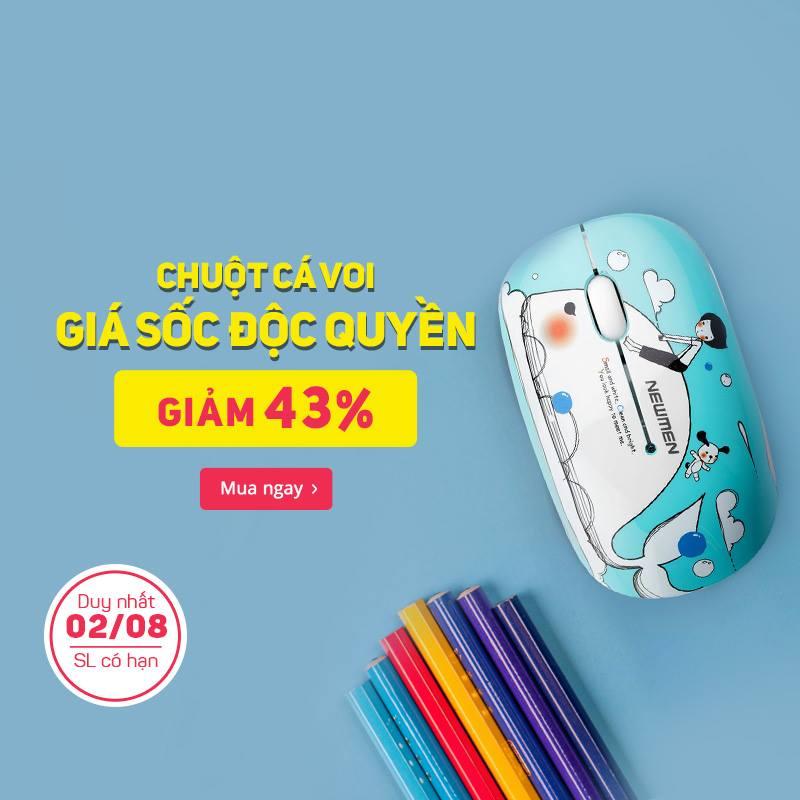 chuot-khong-day-de-thuong-newmen-f278-gia-dac-biet-199k
