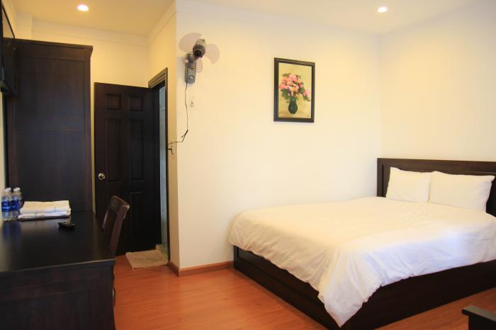 Mặc dù giá phòng rất rẻ nhưng chất lượng dịch vục và phòng ở khách sạn Tâm Dung 1 được đánh giá rất cao