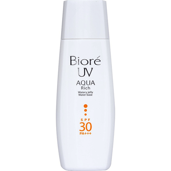 Biore UV Aqua Rich Watery Jelly Water Base