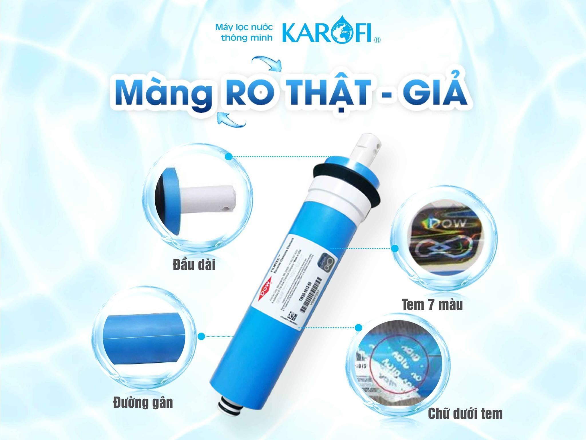Máy lọc nước Karofi có tốt không? Mua máy lọc nước Karofi nào tốt nhất?