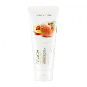 sua-rua-mat-nature-republic-fresh-herb-peach-cleansing-foam-1