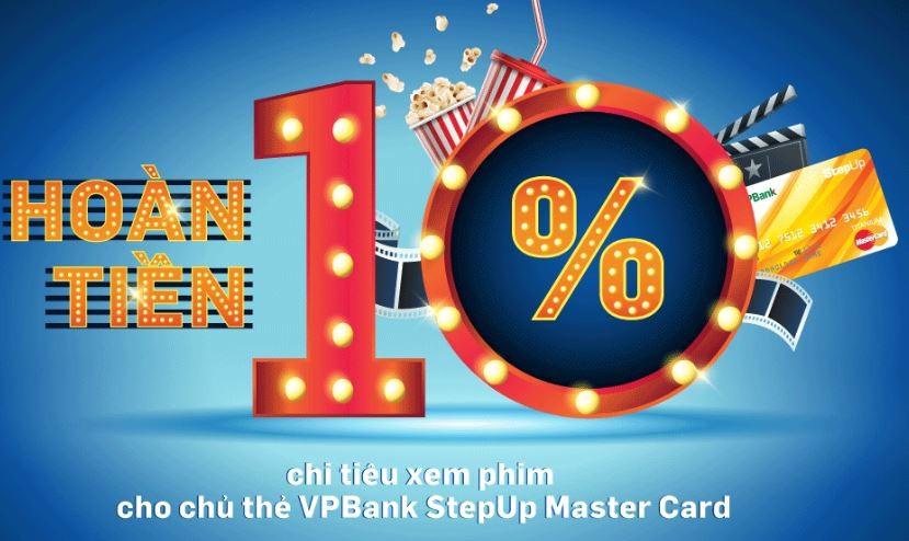 Khuyến mãi Mở thẻ VPBank