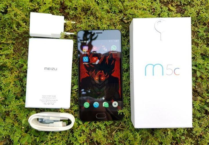 điện thoại meizu m5c