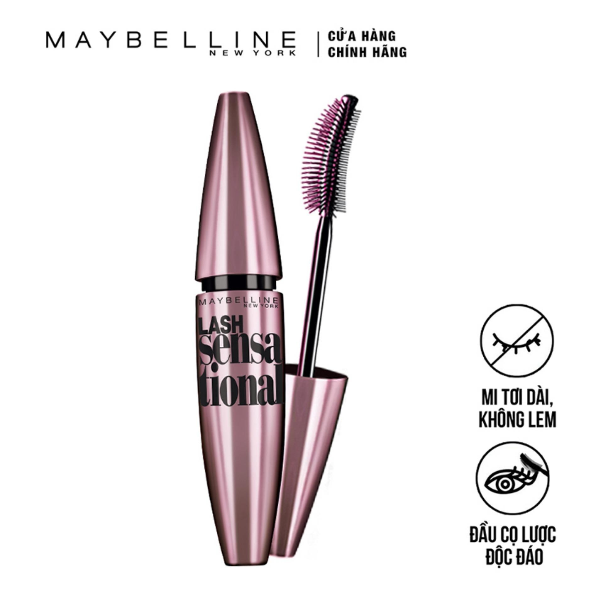 Mascara Maybelline Lash Sensational