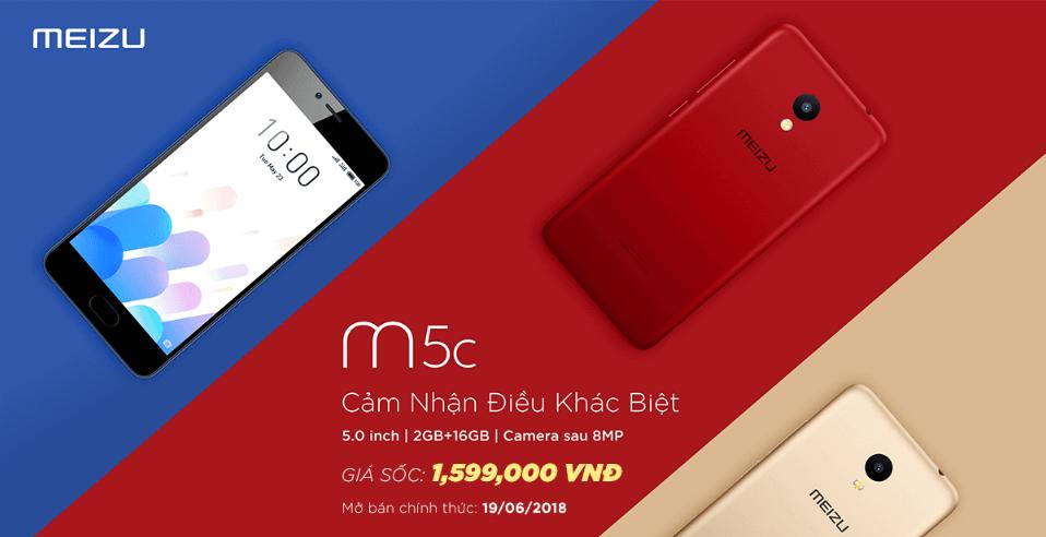 điện thoại m5c