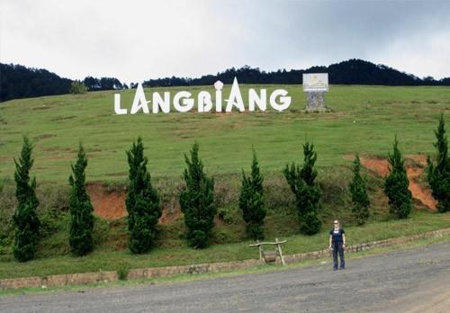Du lịch Đà Lạt tự túc - Lang BiAng