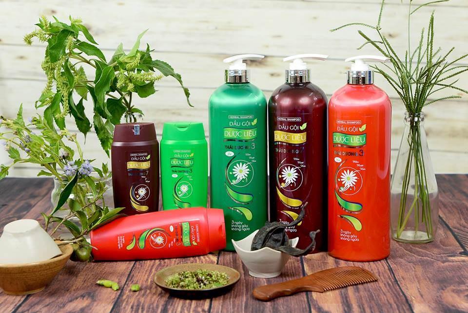 Review tất cả các loại dầu gội Thái Dương, nên dùng loại nào?