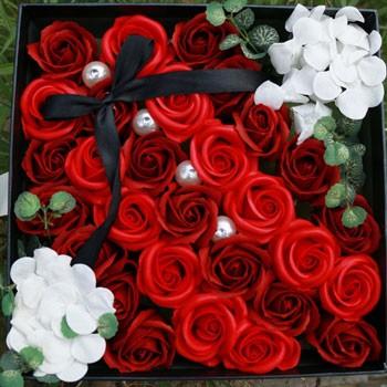 hoa hồng sáp thơm
