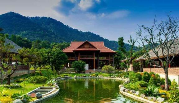 Vườn sinh thái Ngọc Linh, huyện Sóc Sơn
