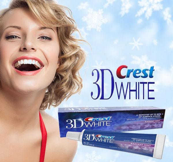 Top 12 loại kem đánh răng trắng răng tốt nhất hiện nay cho gia đình