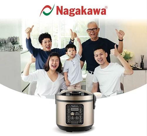 nồi cơm điện tách đường Nagakawa