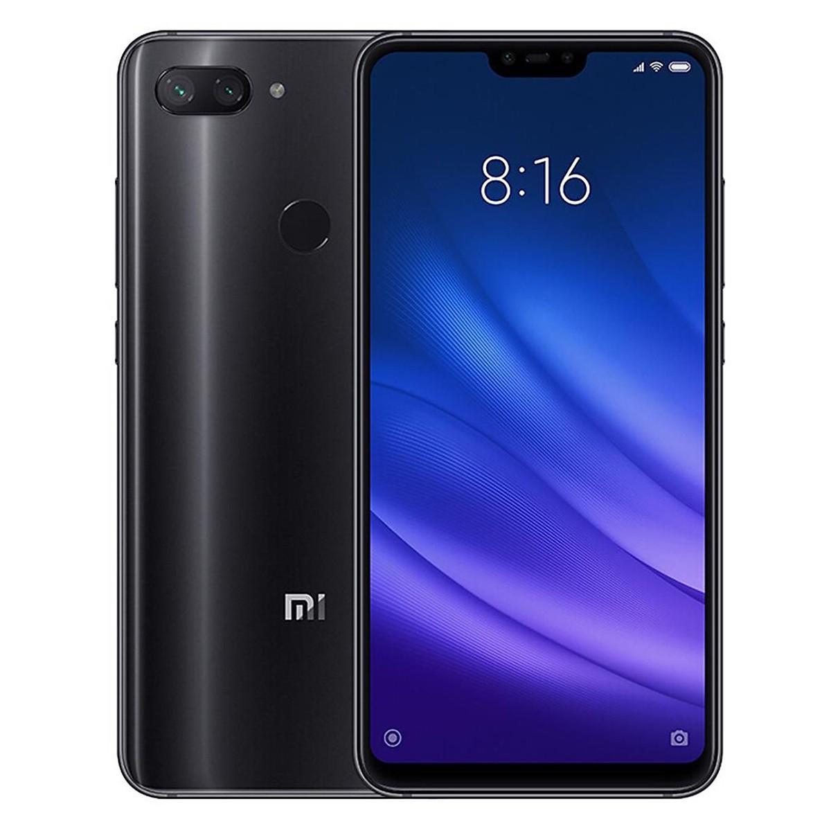 Điện Thoại Xiaomi Mi 8 Lite (4GB / 64GB)