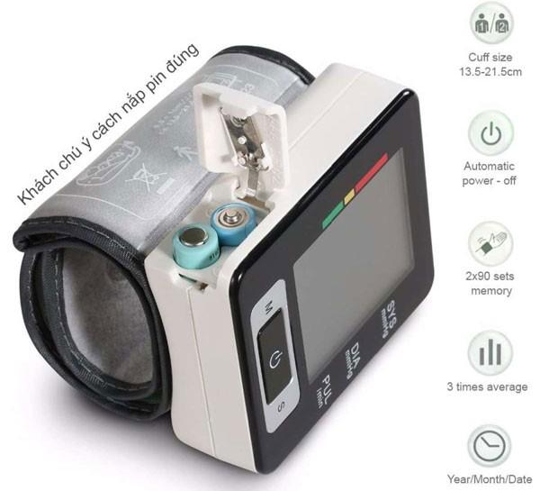 Máy đo huyết áp loại nào tốt