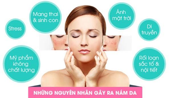 Điểm danh top 10 sản phẩm kem trị nám tốt nhất cho mọi làn da
