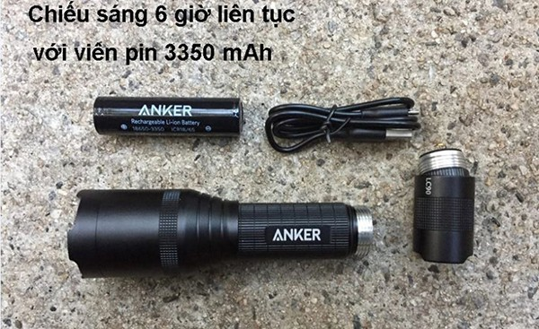 đèn pin siêu sáng