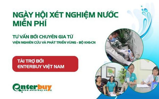 Xét nghiệm nước đầu nguồn miễn phí tại Hà Nội (Đã xác thực)