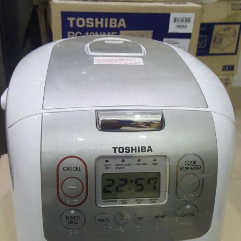 NỒI CƠM ĐIỆN TỬ TOSHIBA RC-18NMFVN( WT)