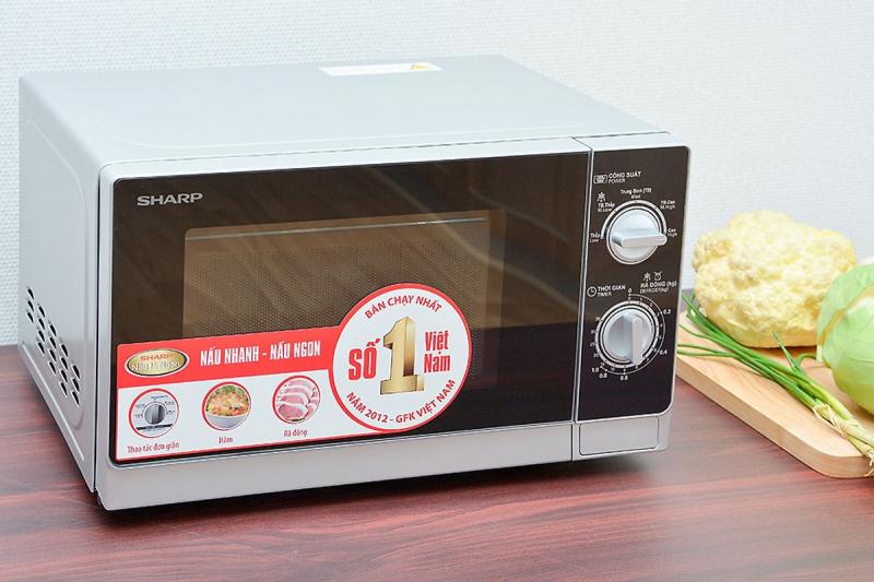 Lò vi sóng Sharp R-205VN (S)